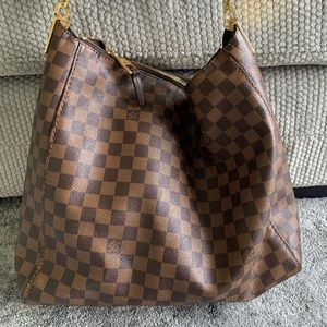 COPY - Louis Vuitton Portobello GM Damier Hobo Bag